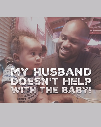 Father Doesn T Help With Baby